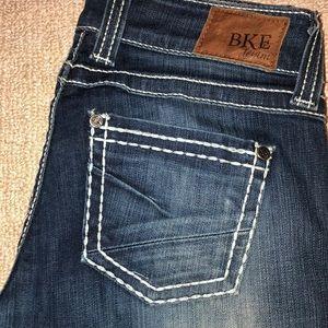 BKE Women's Stella Ankle Skinny 26 S Jean